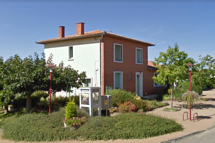 St Arroumex Mairie